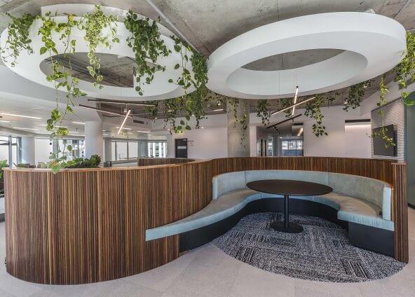 Commercial Office Interior Designers Brisbane